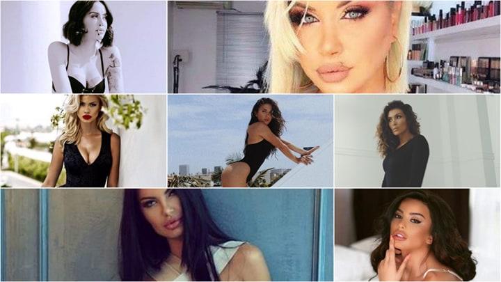 Shqiptarët vendosën  Femra më seksi e shoubizit është