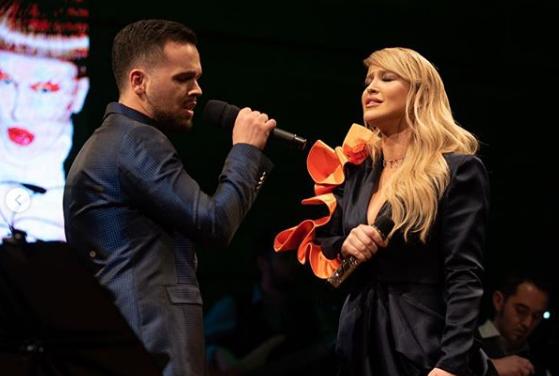 Tashmë publik edhe dueti i shumë pritur i Tunës dhe Yll Limanit